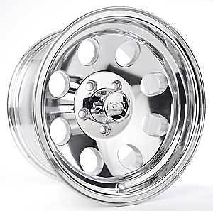 "5 17"" ion 171 Polished Wheels Rims Jeep Wrangler JK 35"" Toyo MT Tires Package"
