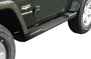 New Mopar Jeep Wrangler Running Boards 2 Door