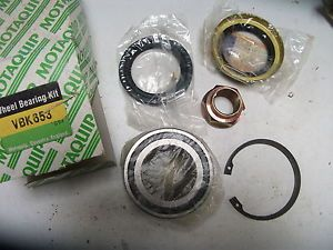Honda Jazz 1984 85 New Front Wheel Bearing Kit