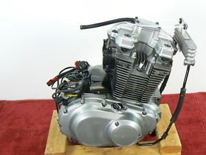 Complete Engine Motor 04 09 GS500F GS500 GS 500F Runs Great 05 06 07 08