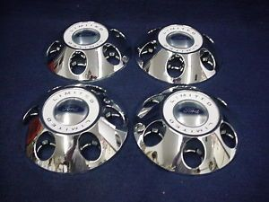 Ford F150 Pickup 2008 Limited Edition Chrome Center Caps Set of 4