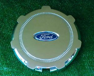 New Genuine Factory Ford F 150 F150 FX 2 Lariat Chrome Wheel Center Cap 3784