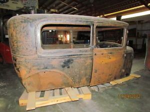 1930 2 Door Sedan Ford Project Car Rat Rod