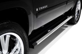 Dee Zee DZ64022 Toyota Tundra Nerf Side Step Bars Truck Running Boards Black