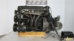 JDM Toyota 4AGE 20V Black Top Engine Swap 6 Speed 4A 20 Valve Corolla AE111 AE86
