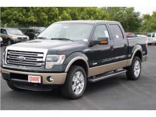 F150 Lariat Navigation Moonroof Heated Cooled Seats Off Road Package Rear Cam