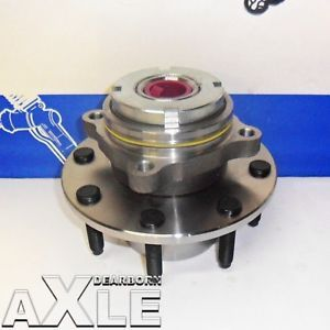 Front 1999 Ford F250 Super Duty Wheel Hub Bearing Assembly 4x4 SRW
