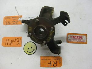 00 01 02 03 04 Ford Focus Right Front Spindle Wheel Bearing Hub Used