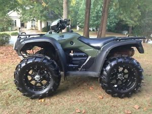 "2008 Honda Foreman 500 s 758 Miles 14"" ITP Wheels Mud Lite Tires Will SHIP"