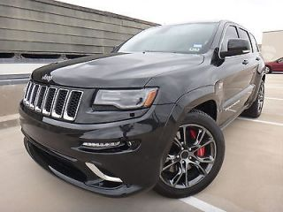 2014 Jeep Grand Cherokee SRT 8 4x4 Navigation 6 4L Hemi Low Miles