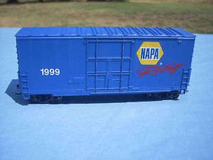 Athearn HO Special Run Napa Auto Parts Racing 1999 Box Car