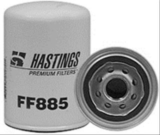 Hastings Filters FF885 Fuel Filter Spin on Water Absorbent Material Diesel Ea
