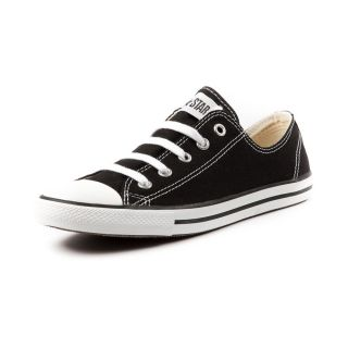 Womens Converse All Star Dainty Athletic Shoe, Black