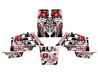 Yamaha Banshee Graphics Kit YFM350