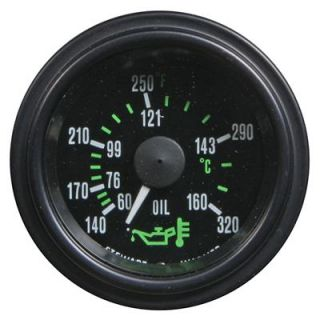 Stewart Warner Heavy Duty Plus Series Gauge 82749 72