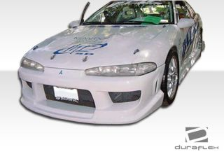 90 91 Mitsubishi Eclipse Eagle Talon Plymouth Laser Duraflex Drifter Body Kit