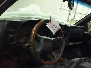 01 S10 Pickup Automatic Transmission 2 2L 711145