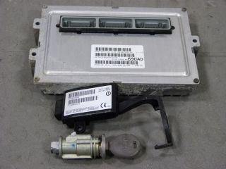 01 Jeep Grand Cherokee 4 7 4x4 ECU ECM PCM Engine Computer 56044690AD Key Immo