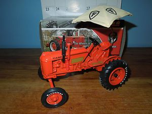 1942 Case Model VA Firestone Farm Tires and Umbrella Tractor Ertl Collectibles