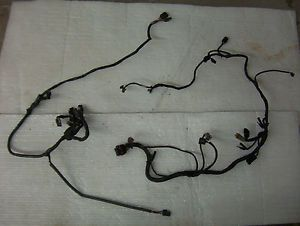 Arctic Cat Firecat F7 700 2003 Complete Wiring Harness Engine Hood Motor