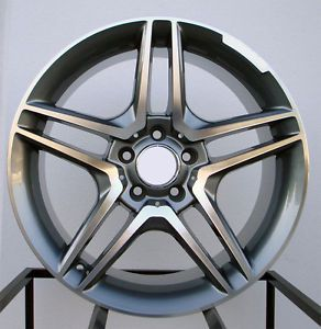 "18"" AMG Wheels Rims Fit Mercedes CLK320 CLK350 CLK500"