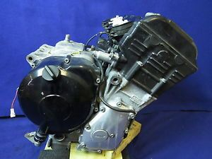 01 Yamaha YZF R1 Motor See Video Guaranteed R 1 140 Engine Transmission