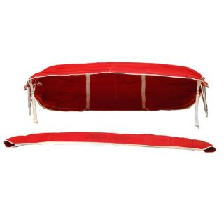 Sea Pro 195 F s Red 77 1 2 79 inch Aluminum Boat Convertible Top 1842148
