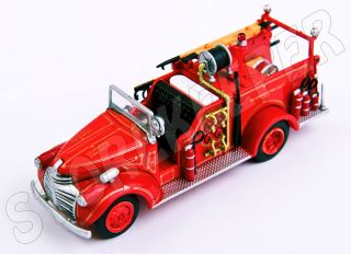 Fire Truck GMC USA 1941 1 87