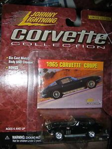 1965 Chevy Corvette Coupe Johnny Lightning 1 64 1i