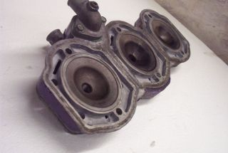Ski Doo Mach 1 700 Triple Rotax Engine Cylinder Head
