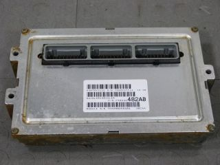 03 Dodge Durango R T RT 5 9 ECU ECM PCM Engine Control Computer Unit 56040482AB