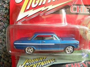 1965 Chevy II Nova 2002 Johnny Lightning Chevy Pro Collector Series 1 64