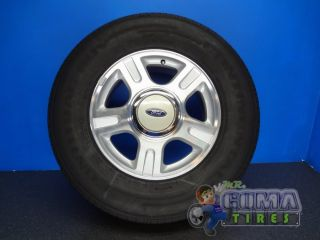 4 Ford Expedition 2004 Used Wheels 17x7 5 265 70 17 Tires 6x135 Rims