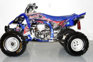 Yamaha YFZ450R YFZ450X 450R Custom Graphic Kit Decal
