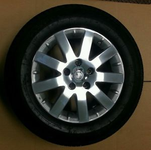 "08 10 Chrysler Town Country 17"" Factory Wheels Rims Yokohama Tires 2332"