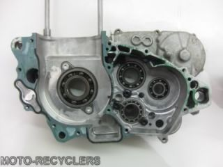 08 CRF450R CRF 450 CRF450 Engine Cases Crankcases Case Q