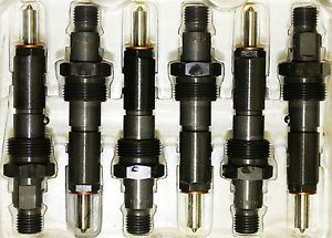 1994 1998 New Dodge RAM Cummins Diesel Injectors Stock 180HP Bosch 96 97 Auto