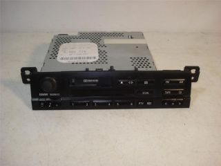 BMW Business C43 US P N 65 12 6 902 716 Tape Player Radio Head Unit