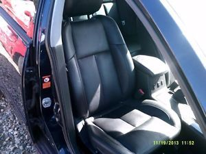 07 08 Nissan Maxima Pair of Front Seats Black Leather Heated Seats