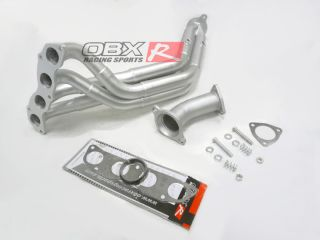 OBX Exhaust Header 02 03 04 05 06 Acura RSX Type s K20A2 Mild Steel