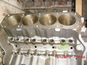 1969 79 Ford Mercury and Truck 351W Engine Block