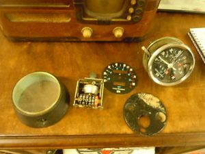 Harley Davidson Speedometer Parts