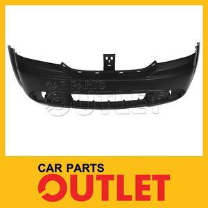 09 10 Dodge Journey Front Bumper Cover Primered Plastic 2011 2012 One Piece Type