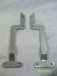 Harley Honda Yamaha Chopper Front Fender Brake Windshield Mounts Brackets Parts
