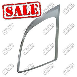 2006 2011 Ford Fusion Chrome Head Light Head Lamp Trim Kit