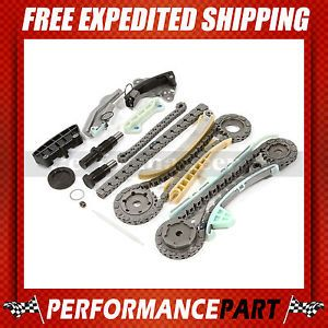 97 06 Ford Explorer Ranger Mazda B4000 Mercury 4 0L SOHC Timing Chain Kit