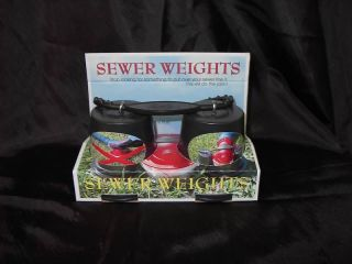 RV Parts camper Trailer RV Accessories Sewer Weights