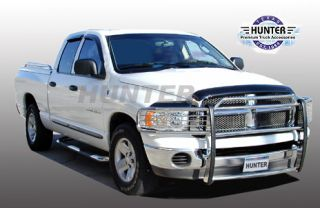 02 05 Dodge RAM 1500 Grill Guard Bull Bar Push
