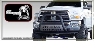 "Aries Big Horn Alumalite 4"" Bull Bar Text 02 05 Dodge RAM 1500 03 08 2500 3500"