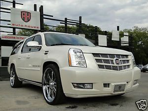 "26"" Auto Couture Wheels 305 30 26 Tires Escalade Titan Tahoe asanti Giovanna"